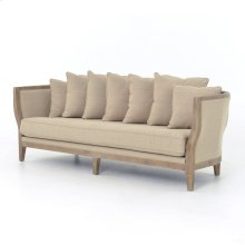 """Hyde Clay Cover Hayes 96.5"""" Sofa"""