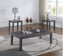 6618 3-Piece Coffee Table Set