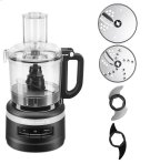 7 Cup Food Processor Plus - Black Matte Product Image