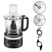 7 Cup Food Processor Plus - Black Matte