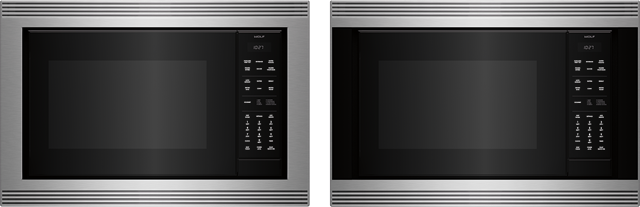"""Convection Microwave 30"""" Stainless Trim - E Series"""
