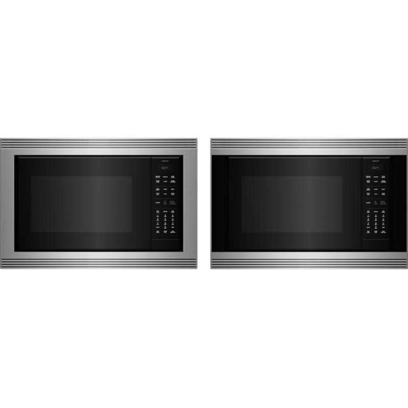 "Convection Microwave 30"" Stainless Trim - E Series"