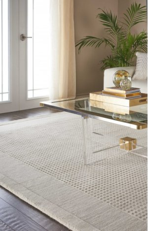 Westport Wp20 Iv Rectangle Rug 27'' X 18''