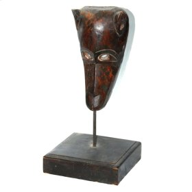 Mask On Stand