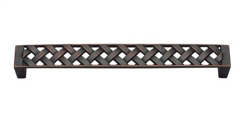 Lattice Pull 6 5/16 Inch (c-c) - Venetian Bronze