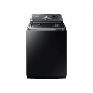 Samsung5.2 cu. ft. activewash™ Top Load Washer in Black Stainless Steel