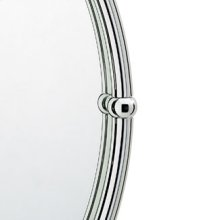 Kingston Round Mirror With Frame