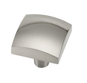 Style Cents Knob A520 - Satin Nickel