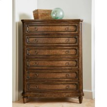 Hillside Drawer Chest - Chestnut