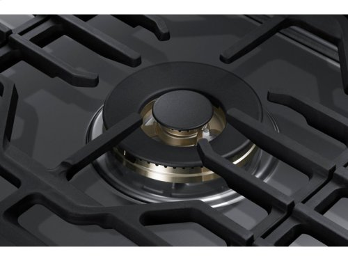 "36"" Gas Cooktop with 22K BTU True Dual Power Burner"