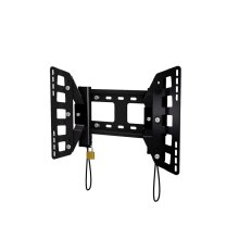 Flexo 100 Medium Tilt TV Mount, Graphite Black