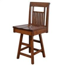 Savannah Swivel Bar Chair