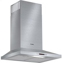 300 Series wall-mounted cooker hood Stainless steel HCP34E51UC