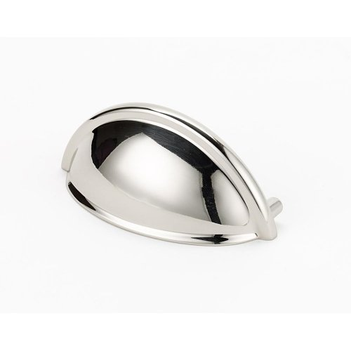 Cup Pulls A1350 - Polished Nickel