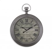 Pocketwatch Wall Clock Product Image