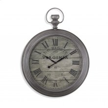 Pocketwatch Wall Clock