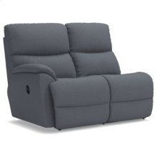 Trouper La-Z-Time® Right-Arm Sitting Reclining Loveseat