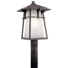 Beckett Collection Beckett 1 light Outdoor Post Mount WZC