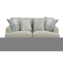 Emerald Home Charlotte Loveseat Natural U3480-01-09