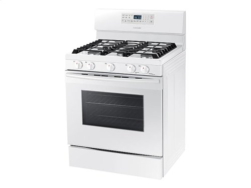 5.8 cu. ft. Freestanding Gas Range with Convection