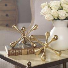 Harlan Objects Brass, S/2