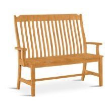 Steambent Mission Bench w/ Arms