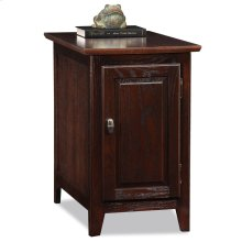 Cabinet/Storage End Table #10072-CH