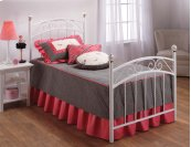 Emily Twin Duo Panel - Must Order 2 Panels for Complete Bed Set