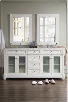 """Weston 72"""" Double Bathroom Vanity Product Image"""