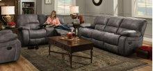 Ulysses Charcoal Reclining Sofa