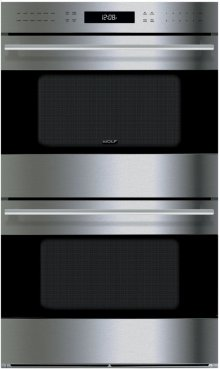 "30"" E Series Transitional Built-In Double Oven"
