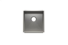 """UrbanEdge® 003603 - undermount stainless steel Kitchen sink , 15"""" × 16"""" × 8"""""""