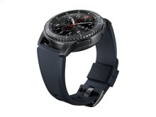 Gear S3 Silicone Band - Black