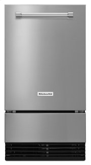 18'' Automatic Ice Maker - Stainless Steel Product Image