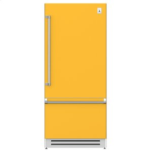 "Hestan36"" Bottom Mount, Bottom Compressor Refrigerator - KRB Series - Sol"