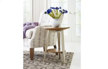 Hygge by Rachael Ray Round End Table