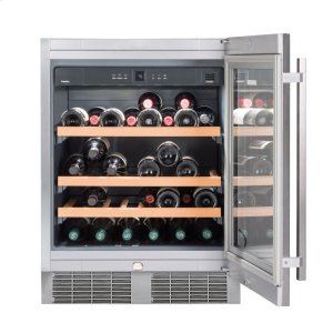 "Liebherr24"" Under-worktop wine storage cabinet"