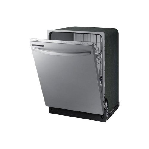 55dBA Digital Touch Control Dishwasher in Stainless Steel