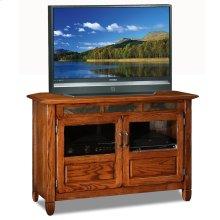 """Rustic Oak 46"""" TV Stand #89046"""