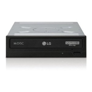 LG AppliancesInternal Blu-ray Drive Ultra HD Blu-Ray Playback & M-DISC Support