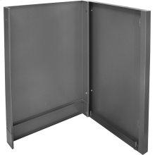 OASIS Enclosure Kit for Fridge - End of Run , Grey