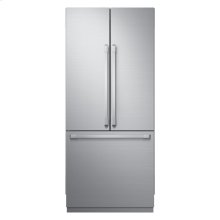 Built-In French Door Bottom Freezer