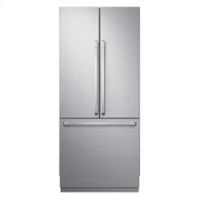 Built-In French Door Bottom Freezer