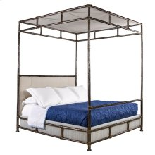 Bank Street Canopy Bed (queen)