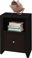 Urban Loft One Drawer File Cabinet Product Image