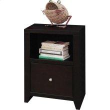 Urban Loft One Drawer File Cabinet