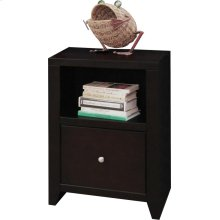 Urban Loft One Drawer File Cabinet