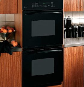 """GE Profile 27"""" Built-In Convection/Thermal Wall Oven"""