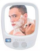 Fogless Light Up Mirror & Wireless Speaker Product Image