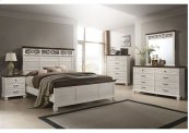 1058 Bellebrooke Queen Bed with Dresser and Mirror